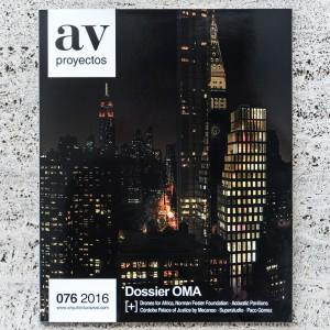 DOSSIER OMA, American Projects