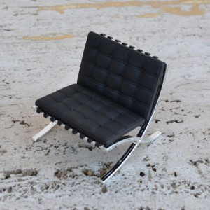BARCELONA CHAIR MINIATURE
