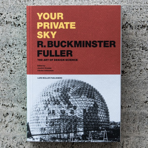 Your Private Sky R Buckminster Fuller Idioma Anglès