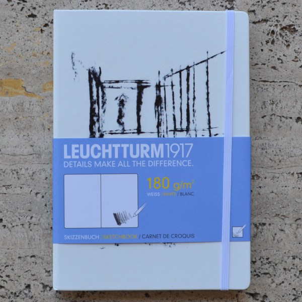 LEUCHTTURM SKETCHBOOK MEDIUM A5