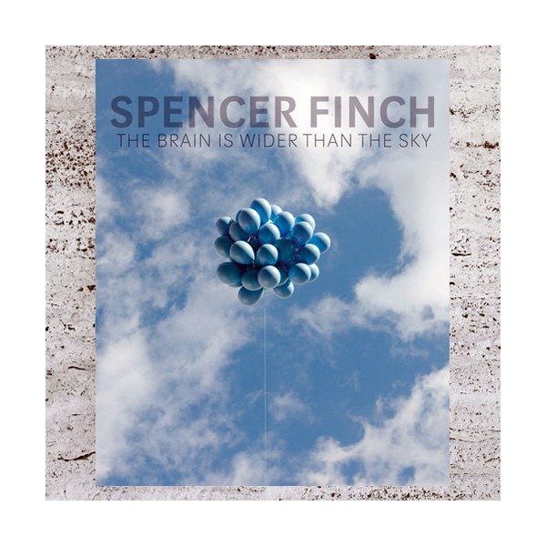 SPENCER FINCH. THE BRAIN IS WIDER THAN THE SKY