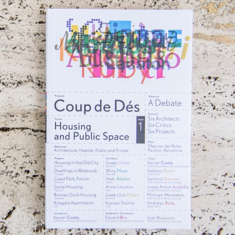 COUP DE DÉS 1, Housing and Public Space