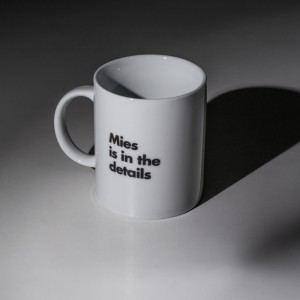 MUG MIES IS IN THE DETAILS
