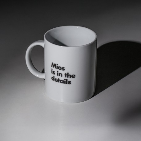 TAZA MIES IS IN THE DETAILS