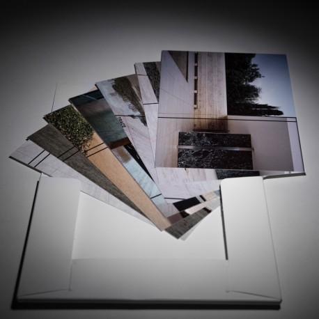 PETER DOWNSBROUGH INTERVENTION POSTCARDS COLLECTION