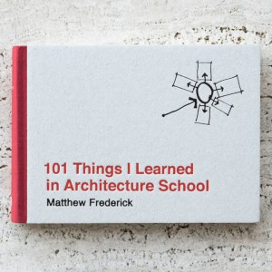 101 THINGS I LEARNED IN...