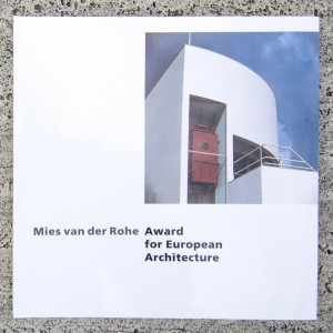 MIES VAN DER ROHE AWARD FOR...