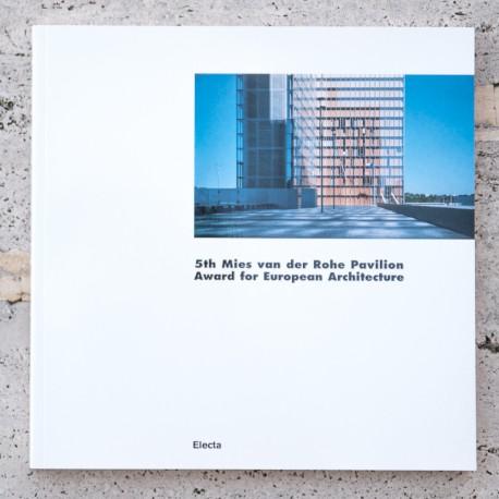 5th MIES VAN DER ROHE PAVILION AWARD FOR EUROPEAN ARCHITECTURE (1996)