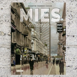 MIES. Comic (German edition)