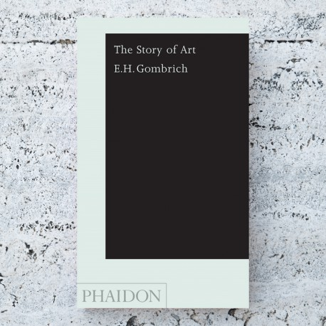 E. H. GOMBRICH. THE STORY OF ART