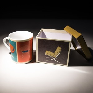 THE MODERN HOUSE MUG - CHAIRS