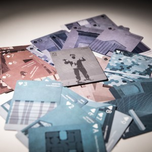 BARALLA DE CARTES PLAY ARCHITECTURE